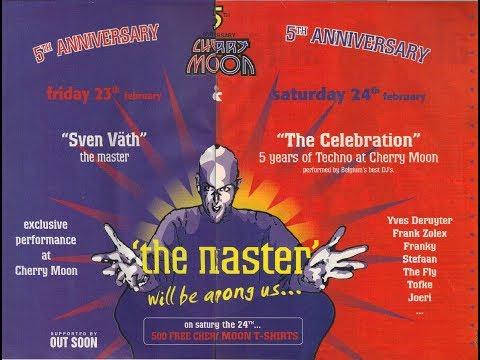SVEN VATH @ 5 Years Cherry Moon (Lokeren):23-02-1996  FULL NIGHT