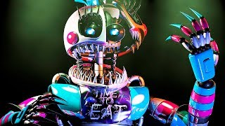 Scott Anuncia NUEVO FNAF 7 😱😱😱 Five Nights at Freddy's INTO MADNESS