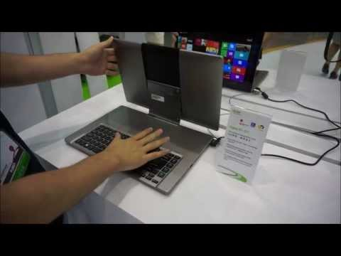 Hands-on: Acer Aspire R7 e S7 na Computex 2013