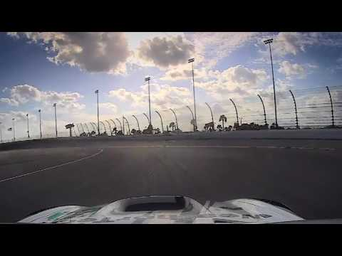 A Lap Around Daytona International Speedway