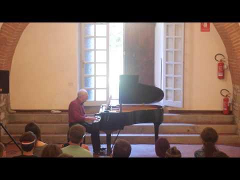 Frederic Rzewski:  Dreams