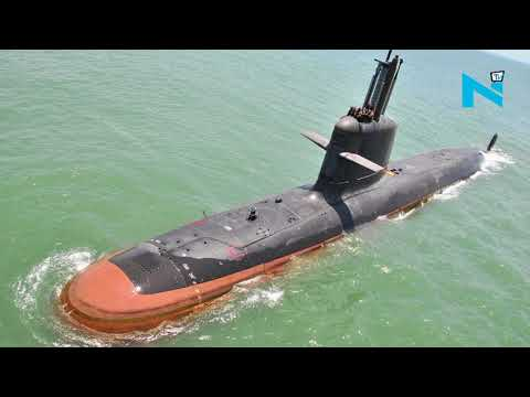 INS Kalvari  Navy's Make in India submarine, details
