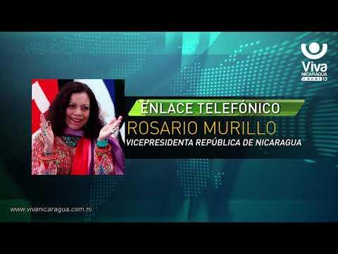 Comunicación íntegra de la Compañera Rosario Murillo (27 de Octubre de 2017 )