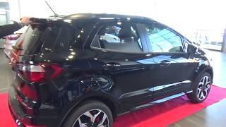 🚙 Présentation du dernier Ford Ecosport