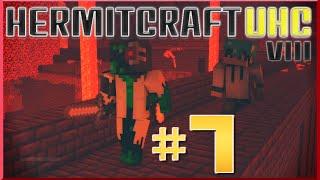 Hermitcraft UHC VIII [Bring a Friend!] #07 - Stairway to heaven