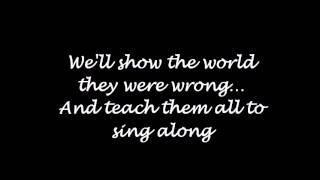 If Everyone Cared by Nickelback Lyrics