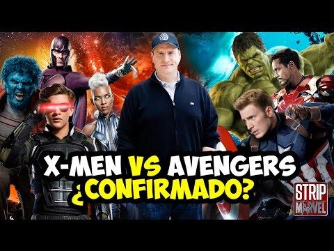 Lo que necesitas saber del CROSSOVER entre AVENGERS y XMEN, Tom Hardy será VENOM y mucho más.