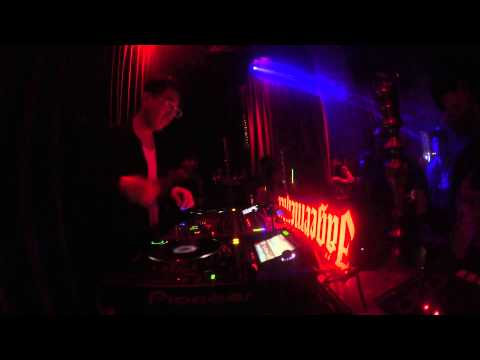 2015.03.28 Eastribal Live #1 @ Globe Lounge - SoUL Spin #DJ Box Ver 3