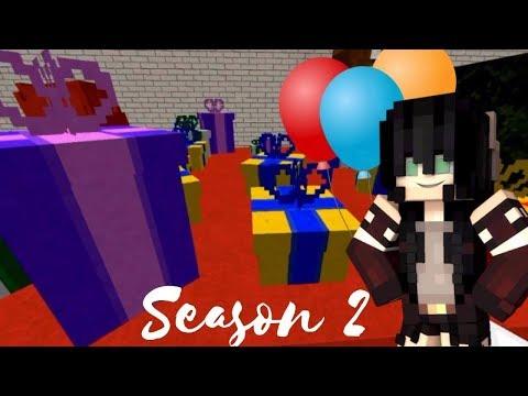 Birthday Girl || GLENWOOD HIGH [ Season 2 Ep 1 ] Minecraft Roleplay High School Episode 1