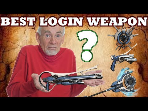 Best Login Weapon - Warframe thumbnail