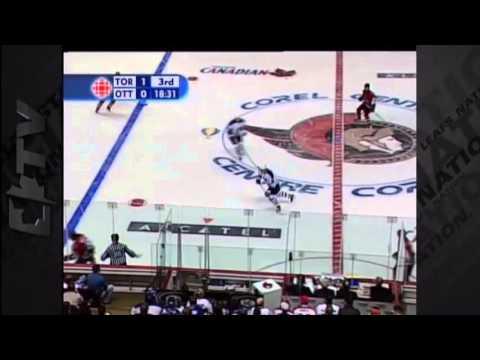 Maple Leafs vs. Senators Game 6 2003-04 Playoffs