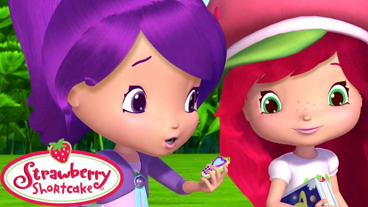 Too Cool For Rules! | Strawberry Shortcake | Cartoons for Kids | WildBrain Kids