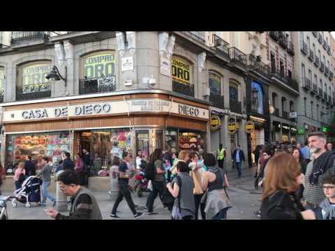 Madrid Downtown