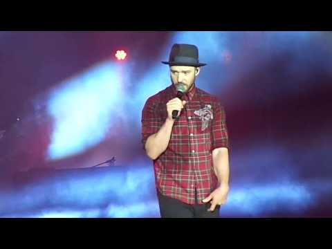 Justin Timberlake - SexyBack (Live at Rock In Rio 2017)