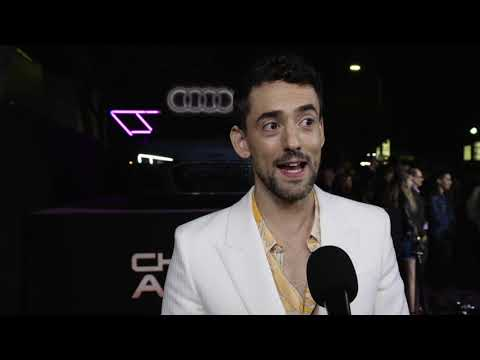 charlie's-angels-los-angeles-world-premiere---itw-luis-gerardo-(mendez)-(official-video)