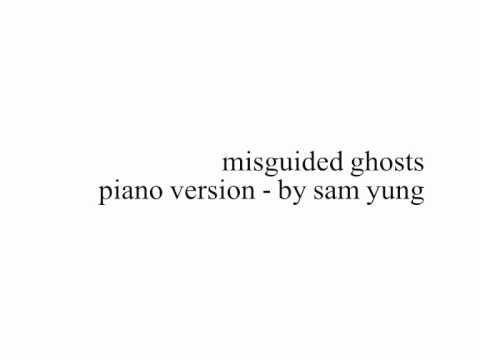 Paramore - Misguided Ghosts - Piano Version (Sam Yung)