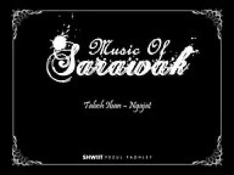 Music Of Sarawak Taboh Iban   Ngajat   YouTube