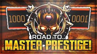 ROAD TO MASTER PRESTIGE! (Black Ops 3 Level 1000 GRIND)