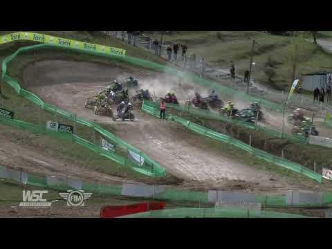 Castelnau de Lévis - round 2 - WSC 2018 - sidecarcross