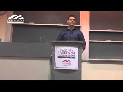 Ben Shapiro at UC Berkeley