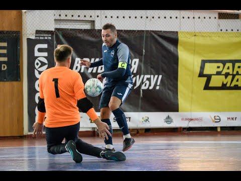 Огляд матчу | ПУМБ 5 : 0 FC  ТАСкомбанк