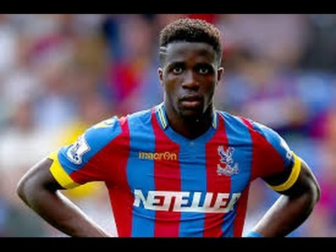 Wilfried Zaha ● Goals,skills & assists 2015 HD