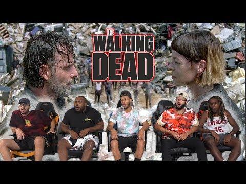"""The Walking Dead Season 7 Episode 10 """" New Best Friends"""" Reaction/Review"""