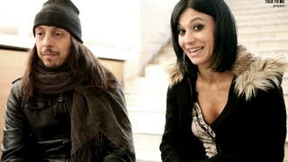 Lacuna Coil interview (Talk To Me. 11.)