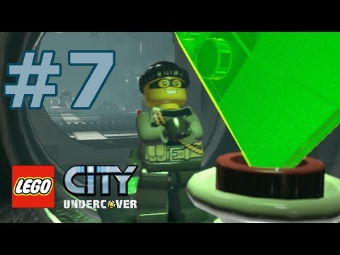LEGO CITY: Undercover Walkthrough - Chapter 6: All In The Family - Assignment 5: Dirty Work