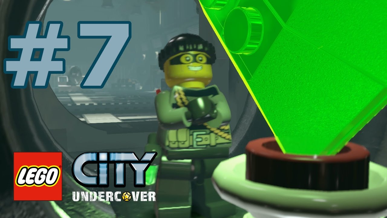 Lego City Undercover Walkthrough Chapter 6 All In The Family Assignment 5 Dirty Work Youtube
