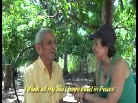 104 yrs old Jose Guevara Pizarro ancient man alive
