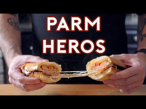 binging-with-babish:-parm-heros-from-lots-of-things