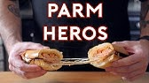 Binging with Babish: Parm Heros from Lots of Things