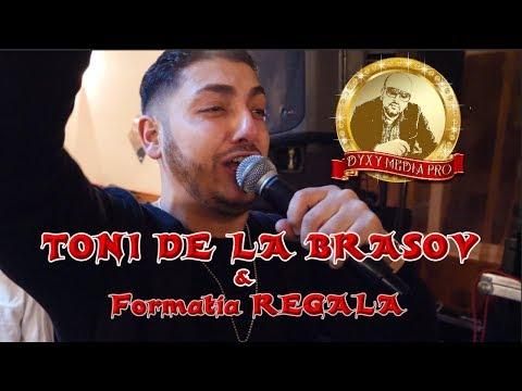 Toni de la BRASOV & Formatia REGALA - Campion sunt pana mor - JOCURI TIGANESTI - NEW 2019