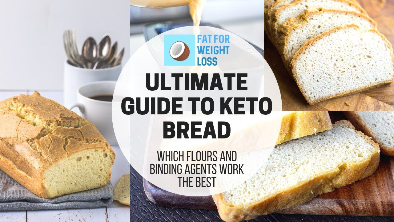 Keto Bread Delicious Low Carb Bread Fat For Weight Loss