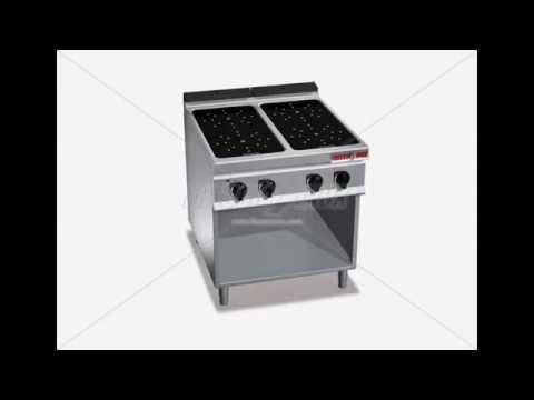 Cucine professionali ad induzione per ristoranti, pizzerie ...
