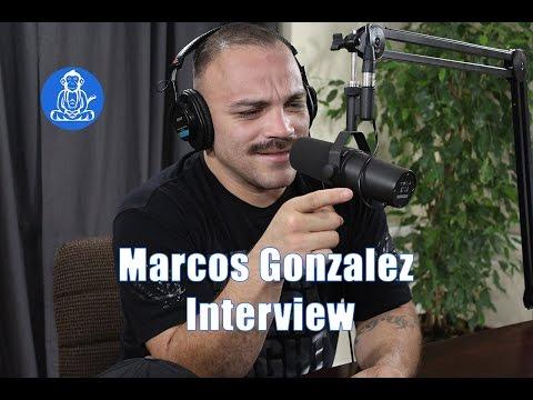 TFE: Andre DeDee vs Marcos Gonzalez Interview
