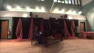 Respighi - 6 Pieces for Piano, iii. Notturno by Myenard Martillano