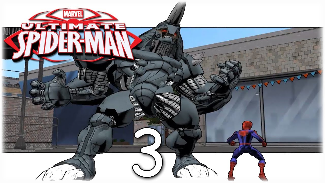 Ultimate Spiderman Vs ...
