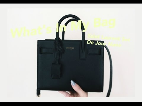 What s In My Bag + Review  01d62928f5bad