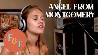 Angel from Montgomery by John Prine (Cover) - Foxes and Fossils