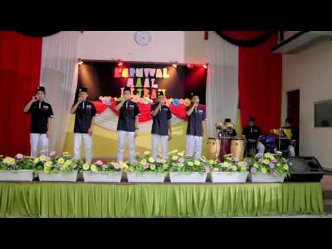 AL-FANNAN | JEMPUTAN PERSEMBAHAN SAMBUTAN MAAL HIJRAH SM IMTIAZ DUNGUN 2017