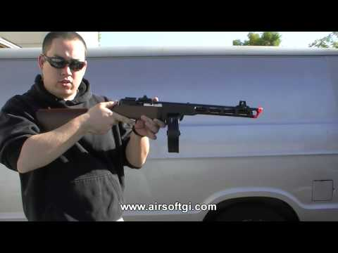 Airsoft Gewehr 41 Airsoft gi Ares Ppsh-41 Sub