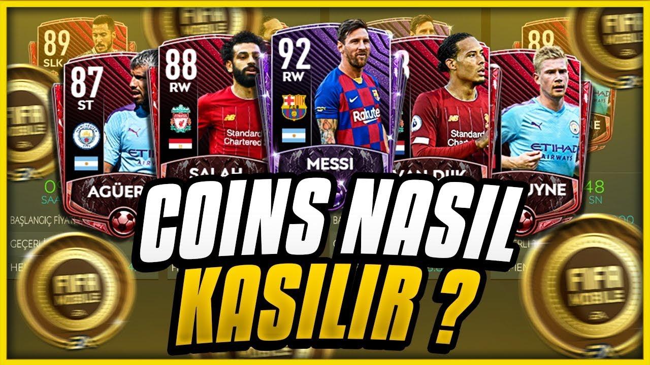 fifa mobile coins satın al