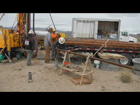 Belmont Resources Inc (BEA-TSXV) Kibby Basin, Nevada LITHIUM drill exploration under way