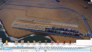 SimCity Offline & Unleashed #9 ►Regional Bridges and Utilities◀ SimCity 5 (2013)