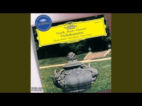 Bruch: Violin Concerto No.1 In G Minor, Op.26 - 1. Vorspiel (Allegro moderato)