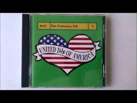 United Dj´s of America 7 - San Francisco - Jenö 1996