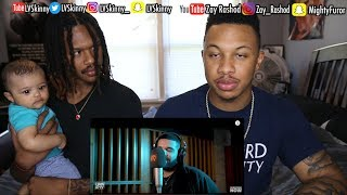 Drake - Behind Barz | Link Up TV Reaction Video