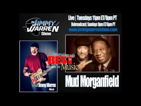 Mud Morganfield on the Jimmy Warren Show